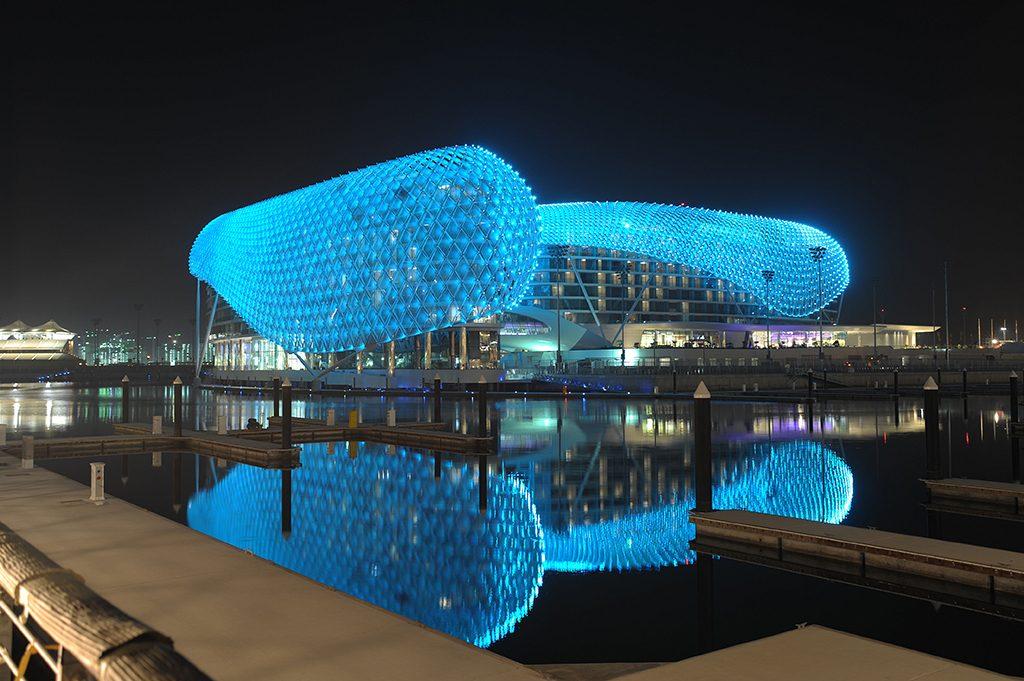 Abu Dhabi Yas Marina Hotel 2
